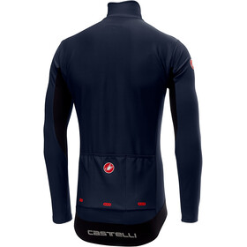 Castelli Perfetto Long Sleeve Jersey Men dark infinity blue